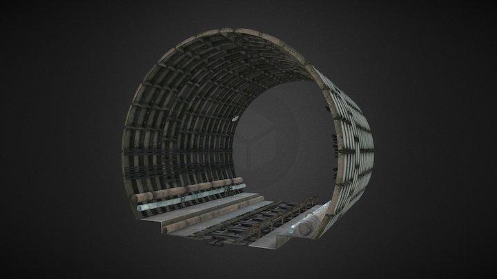 Underground 3D Model