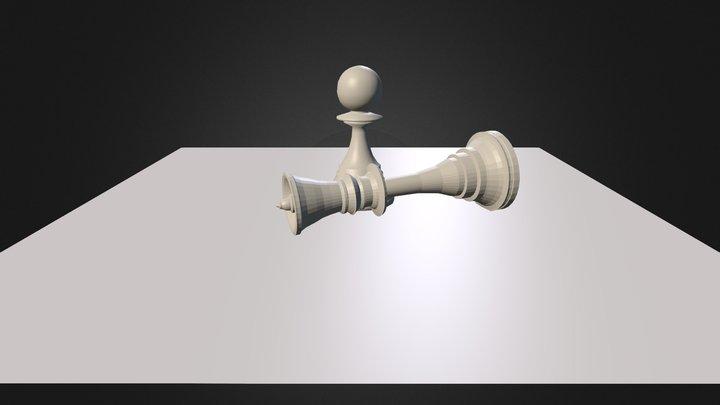 Caida De La Reina 3D Model