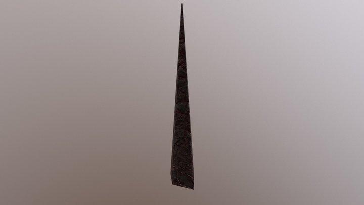 Cliffs 4 3D Model