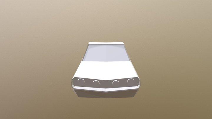 Cotxe2 Hola 3D Model