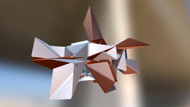 Zmej 3D Model
