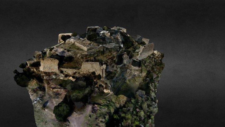 Chateau de Termes - 11 3D Model