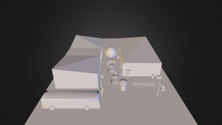 MSE 4 3D Model