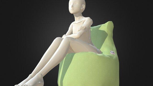 LC_Ribcord 3D Model