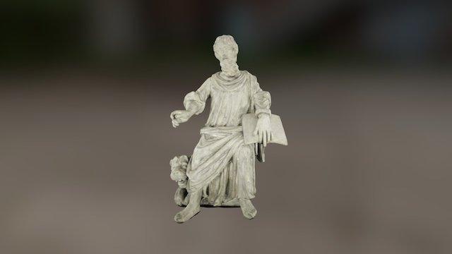 Püha Markus 3D Model