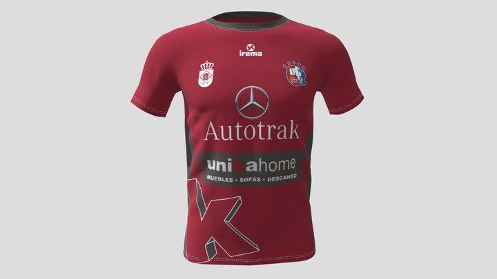 Irema - Escuela fútbol base Ciudad Real 3D Model