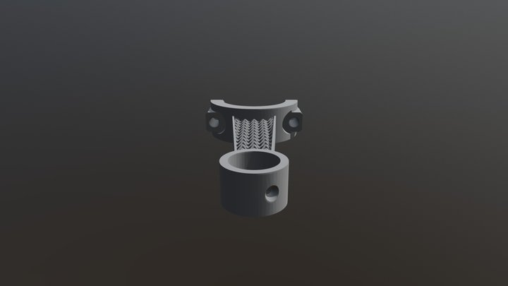 Connecting Rod-4 3D Model