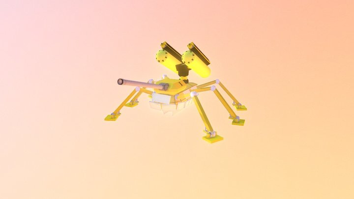 ATTAT 3D Model