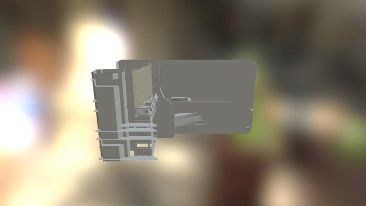 Mesh 0001 3D Model