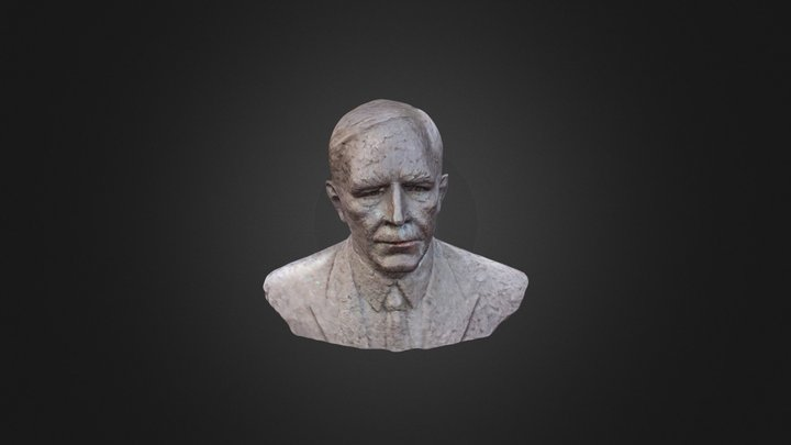 L. Jamin 3D Model