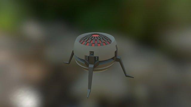 XT-100 3D Model