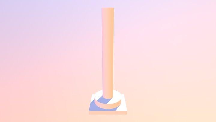 Modèle Tecto Compresseur 3D Model