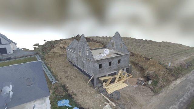 Suivi de chantier 3D Model