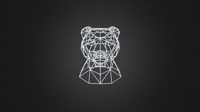 Oso BCL Palacio De Hierro V2 1 3D Model