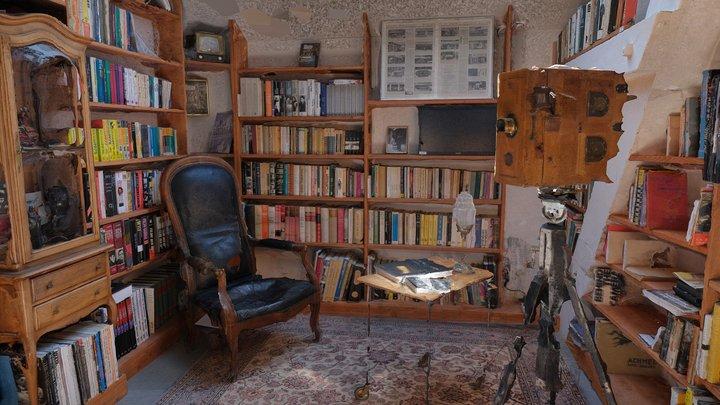 Lichtspiel Romagosa Library 3D Model