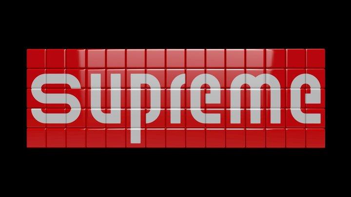 Supreme 3D Model