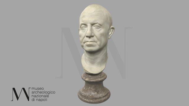Busto ritratto cd. Terentius 6245 3D Model