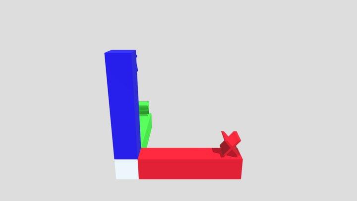 Origin1 3D Model