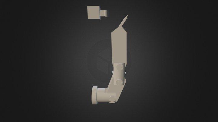 Arm Assembly 3D Model