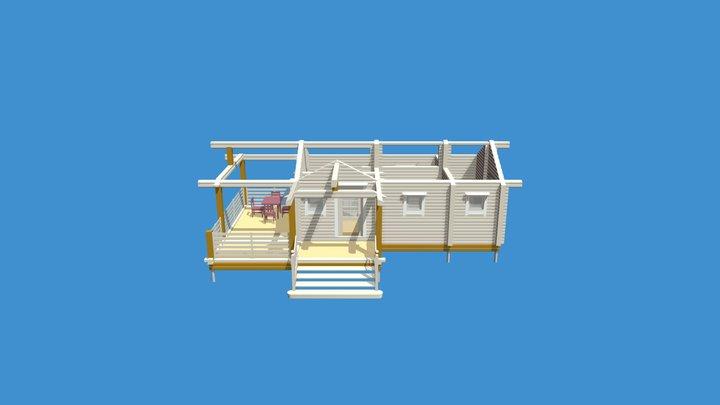 BP101b 3D Model