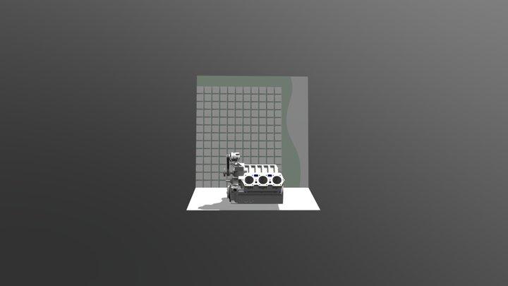 Sikafloor Marine VES 3D Model