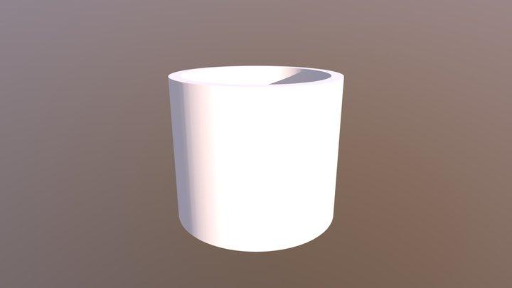 土台下部 3D Model