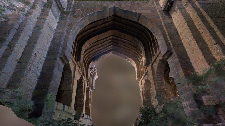 Firozabad, India 3D Model