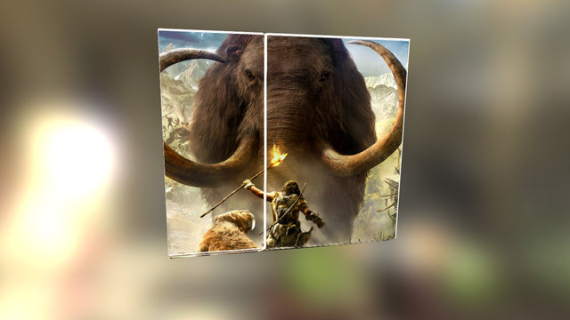 Far Cry Primal 3d 3D Model