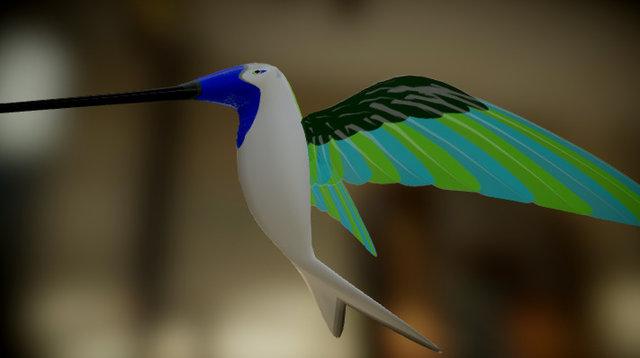 Mediviz.nl HummingBird 3D Model