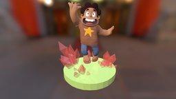Steven 3D Model