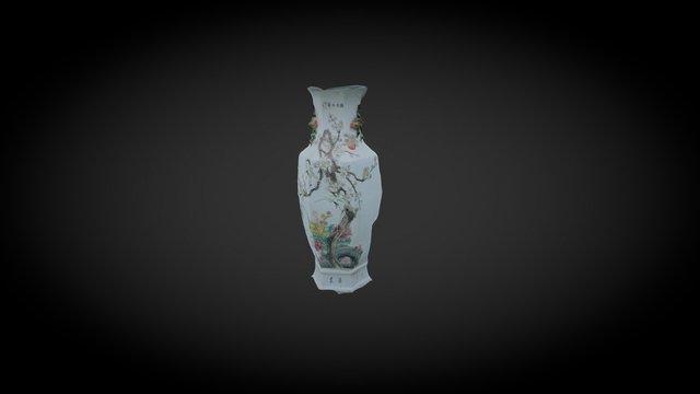 Vase aus China 3D Model