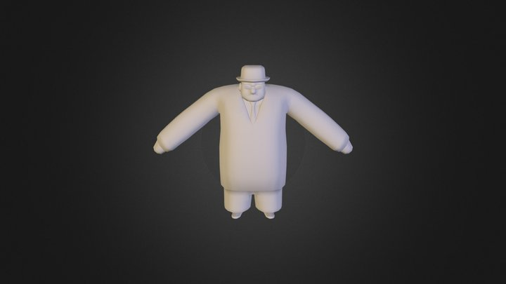 Enemy New 3D Model