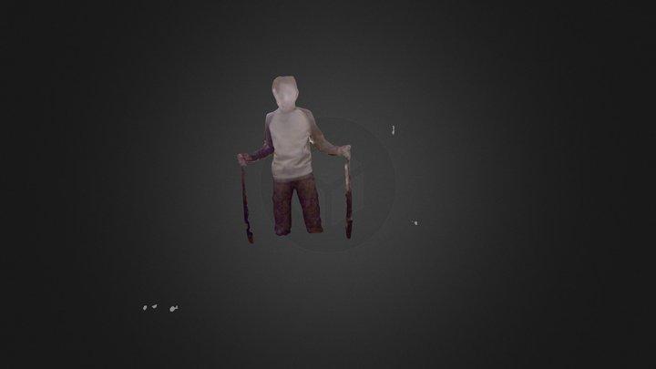 Ivan body 3D Model