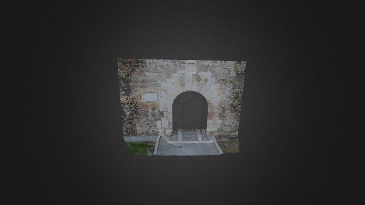 Arco Puerta 3D Model