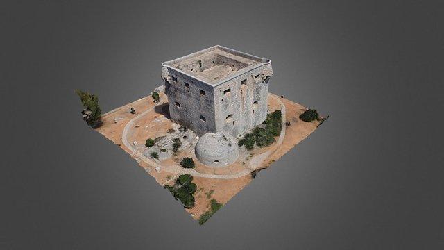 Torre del Rey (Oropesa, Castellón) 3D Model
