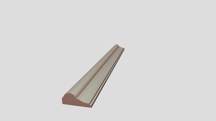NO-014985_線板 3D Model