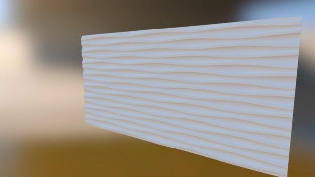 MDF 3D 006 3D Model