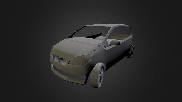 Skoda Citigo (WIP) 3D Model