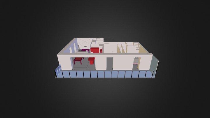 appart - final 3D Model