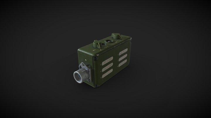 KYK filler - Spy gear 3D Model