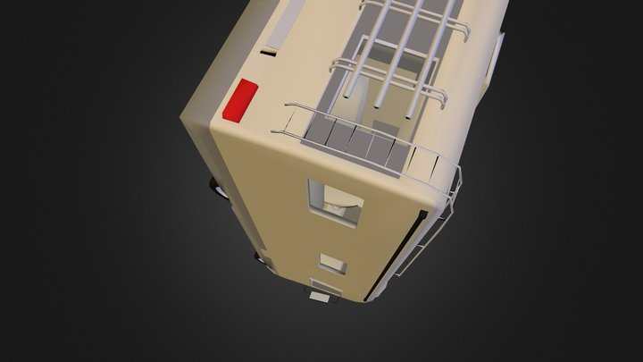 Maxobjfile 3D Model