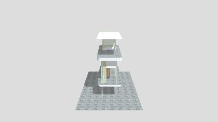 5026 3D Model