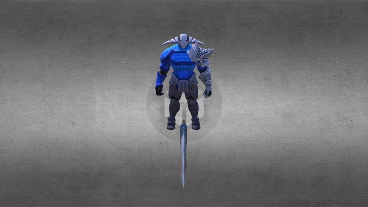 Sven 3D Model