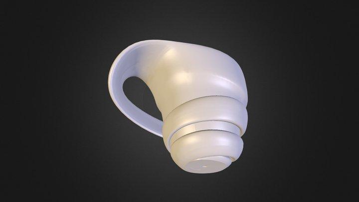 Zest Espresso Cup 3D Model