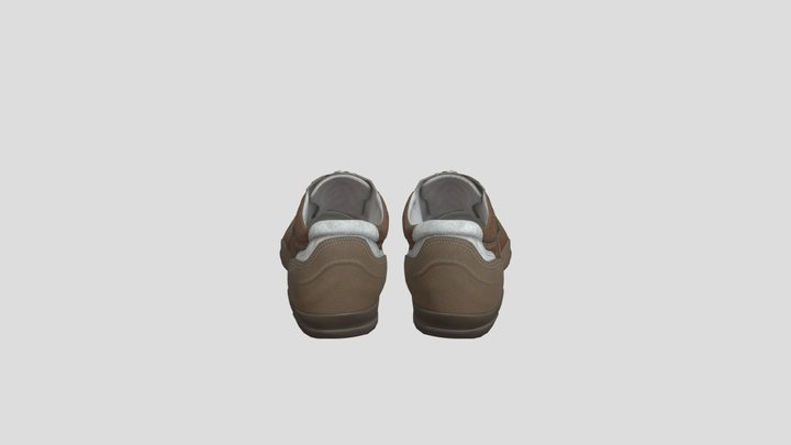 Schoenen 3D Model