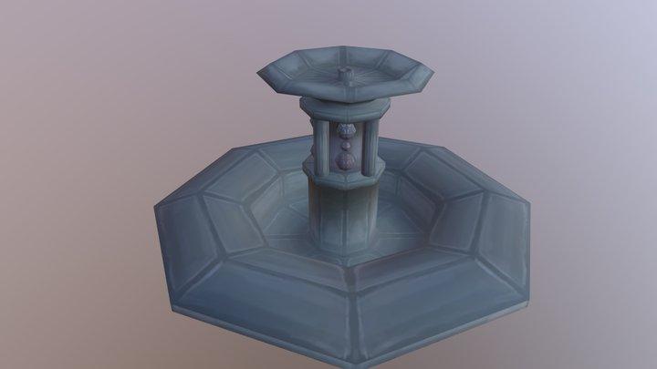 Font 3D Model