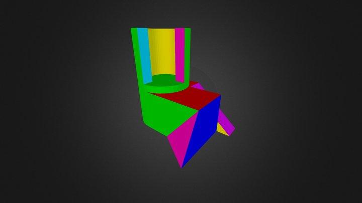 SP2 3D Model