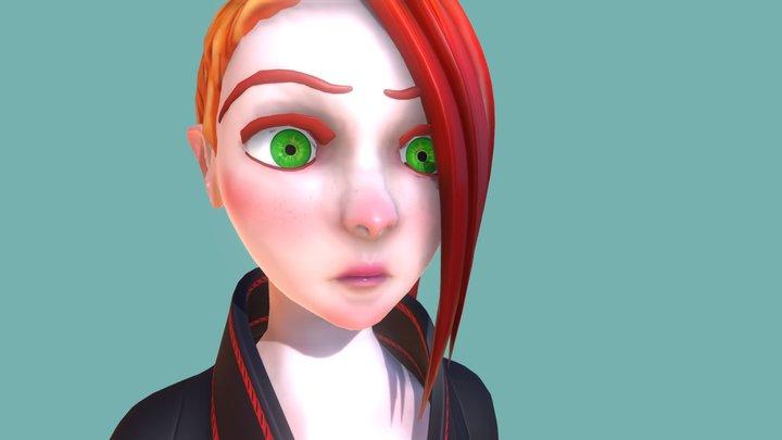 Lili 3D Model