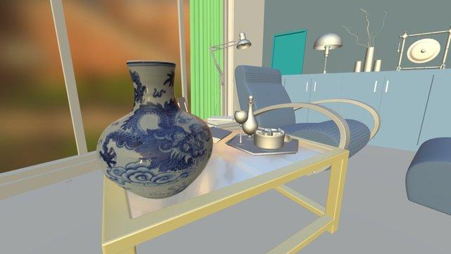 indoor_v02 3D Model