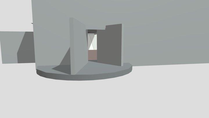 Muro Valle_V1 3 3D Model